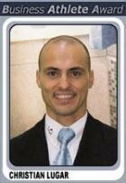 Business Athlete Award - Christian Lugar - 140