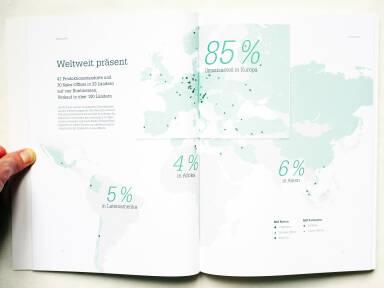 Mayr-Melnhof Karton AG Geschäftsbericht 2014 Unternehmenskennzahlen - weltweit präsent