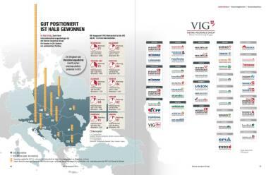 Vienna Insurance Group Konzernbericht 2014 - GUT POSITIONIERT IST HALB GEWONNEN