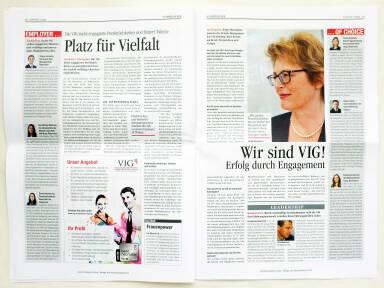 Vienna Insurance Group Konzernbericht 2014 - Wir sind VIG