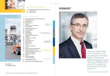 Strabag Geschäftsbericht 2014 - Vorwort Thomas Birtel