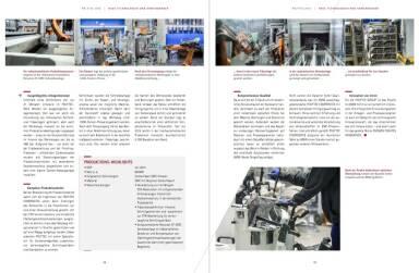 Polytec Geschäftsbericht - Neue Technologien
