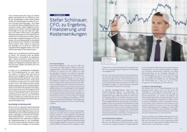 Immofianz Stefan Schönauer, CFO