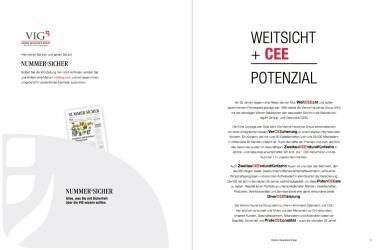 VIG Weitsicht + CEE