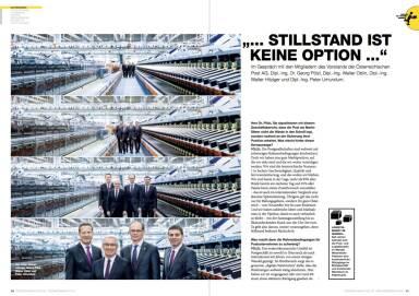 """Österreichische Post - """"Stillstand ist keine Option"""""""