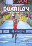 Vorne of book 'Run Books - Sandrina Illes - Duathlon'