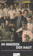 Vorne of book 'Bericht Geschäfts - Im Inneren der Haut - ...