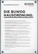 Vorne of book 'Bericht Geschäfts - Buwog Geschäftsbericht...
