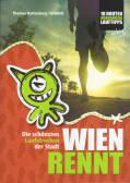 Vorne of book 'Run Books - Thomas Rottenberg - Wien rennt'