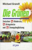 Vorne of book 'Bericht Geschäfts - Michael Grandt - Die G...