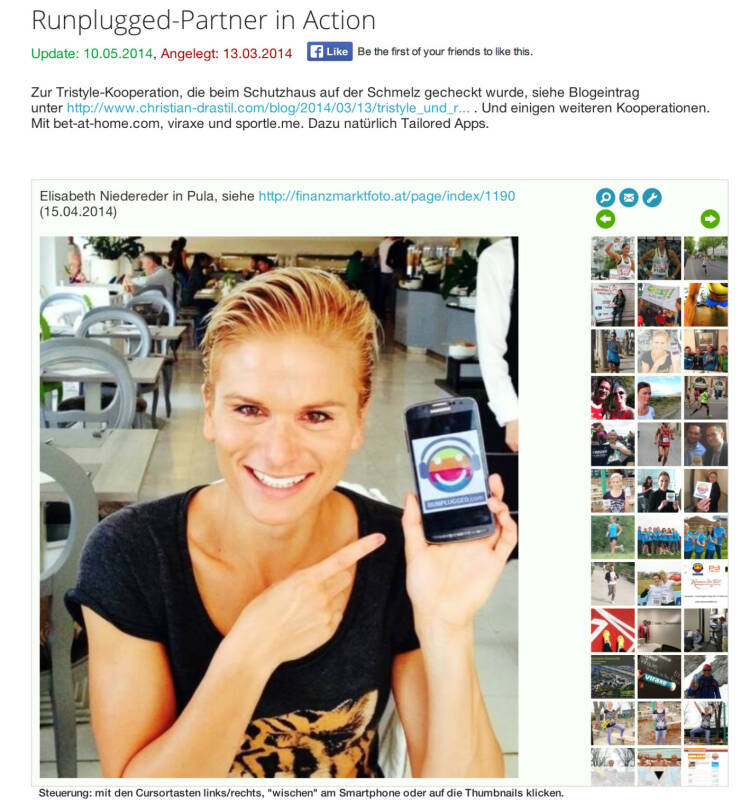 (WEB) Runplugged-Partner in Action http://finanzmarktfoto.at/page/index/1088