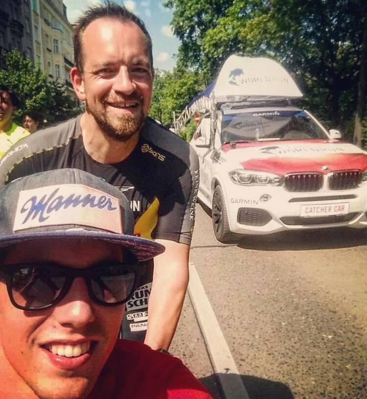 """Andreas Gindlhumer - Nominierung Mein Sportschnappschuss 2016""""My sport photo of the year 2016 Wings for Life World Run with my friend Lukas Müller  - - Voten und/oder auch sich selbst nominieren unter http://www.facebook.com/groups/Sportsblogged"""