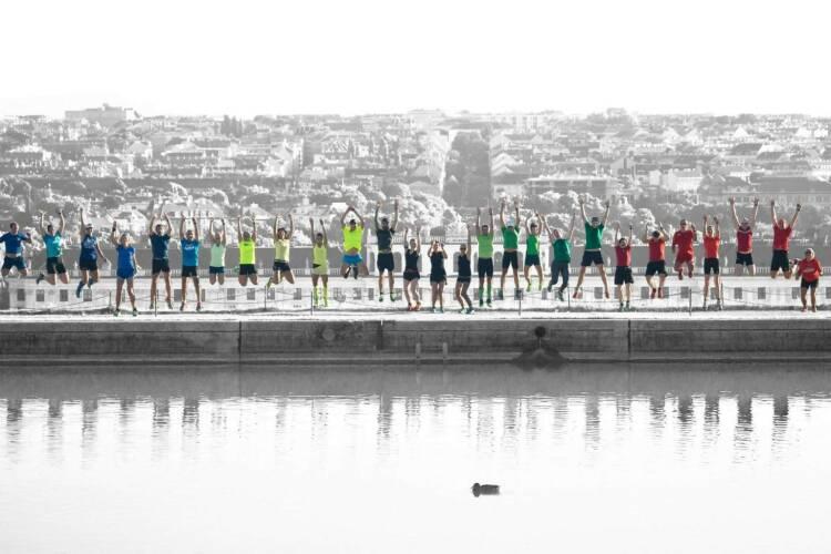 Jean-Marie Welbes Nominierung Mein Sportschnappschuss 2016. Preopening olympische Spiele in Schönbrunn - - Voten und/oder auch sich selbst nominieren unter http://www.facebook.com/groups/Sportsblogged