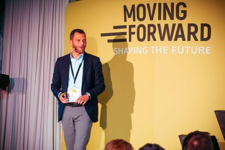 Andreas Martin, Präsident der Mobile Marketing Association, © Adrian Almasan/Good Life Crew